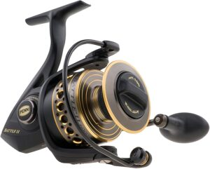 penn battle 2 saltwater fishing reel without rod