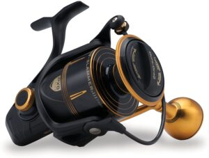penn slammer III spinning saltwater fishing reel
